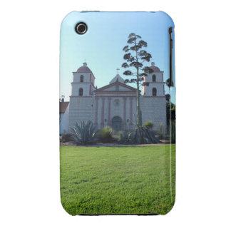 Santa Barbara Mission iPhone 3 Case