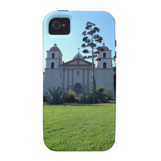 Santa Barbara Mission iPhone 4 Covers