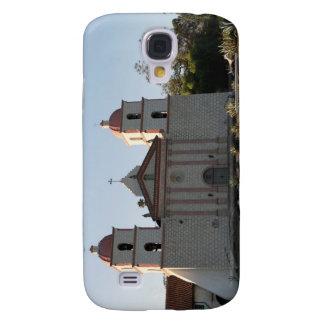 Santa Barbara Mission Samsung Galaxy S4 Cases