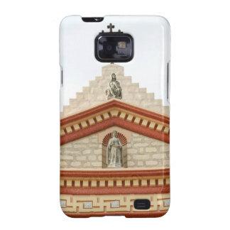 Santa Barbara Mission Cross Samsung Galaxy SII Covers