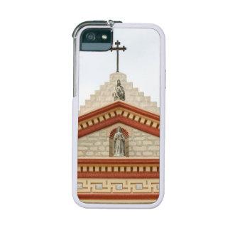 Santa Barbara Mission Cross iPhone 5 Covers