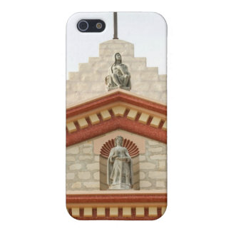 Santa Barbara Mission Cross Case For iPhone 5