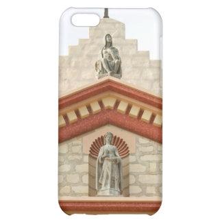 Santa Barbara Mission Cross Case For iPhone 5C