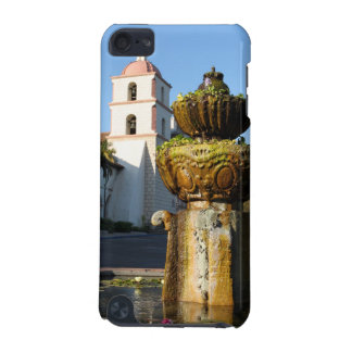 Santa Barbara Mission Fountain iPod Touch 5G Covers