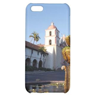 Santa Barbara Mission Fountain iPhone 5C Cases
