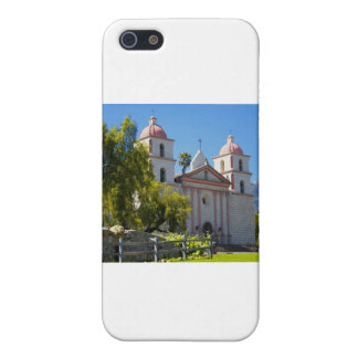 Santa Barbara Mission Case For iPhone 5