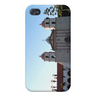 Santa Barbara Mission Covers For iPhone 4