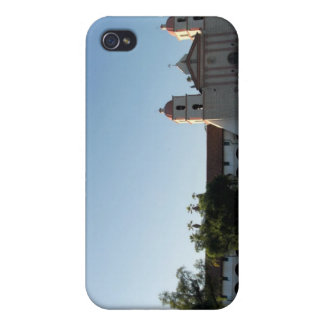 Santa Barbara Mission iPhone 4 Cases