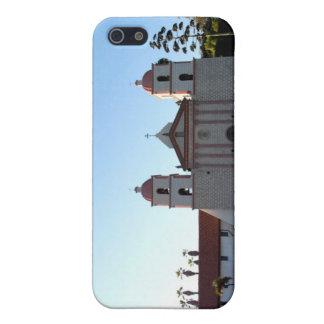 Santa Barbara Mission iPhone 5 Cases
