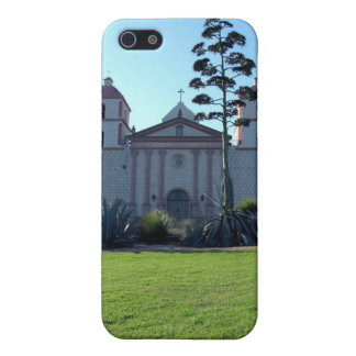 Santa Barbara Mission Case For iPhone 5/5S
