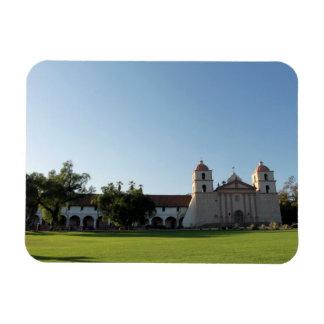 Santa Barbara Mission Magnets