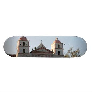 Santa Barbara Mission Skate Decks