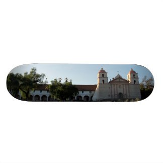 Santa Barbara Mission Skateboard