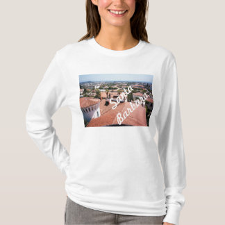 Santa Barbara Overlook Souvenir Shirt