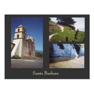 Santa Barbara Post Card