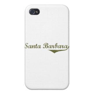Santa Barbara Revolution t shirts iPhone 4/4S Case