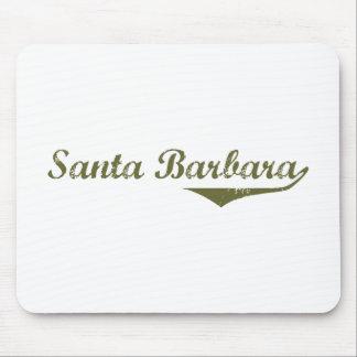 Santa Barbara Revolution t shirts Mousepad