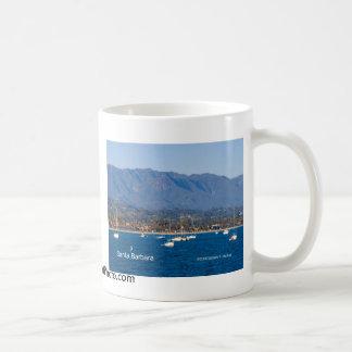 Santa Barbara Sailboats Products, California Coffee Mugs
