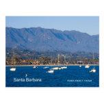 Santa Barbara Sailboats Products, California Postcards