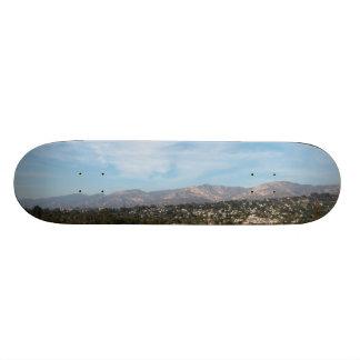 Santa Barbara Custom Skateboard