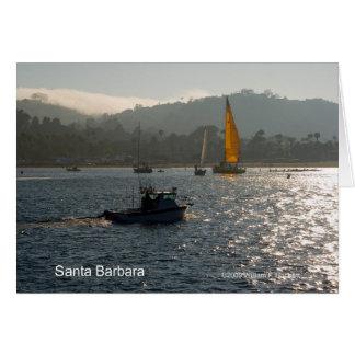 Santa Barbara Sunset Products California Cards