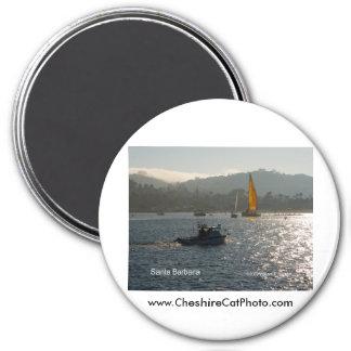 Santa Barbara Sunset Products, California Fridge Magnet