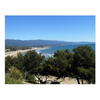 Santa Barbara Take a Breath Post Card