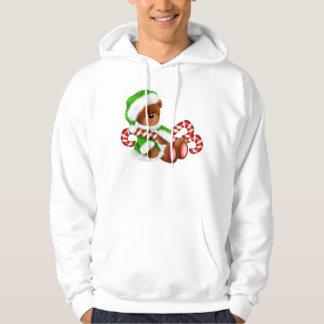 Santa Bear Candy Canes Shirt