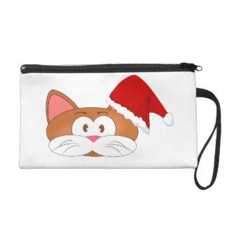 Santa Cat Wristlets
