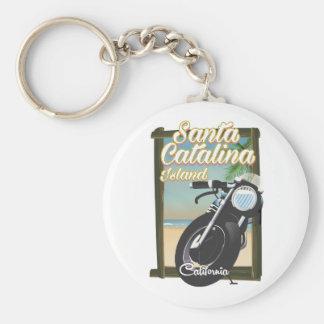 Santa Catalina Island , California USA Key Ring