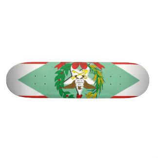Santa Catarina, Brazil Skate Board Deck