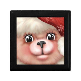 SANTA CHRISTMAS BEAR GIFT BOX Monster
