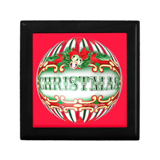 SANTA CHRISTMAS GIFT BOX 2