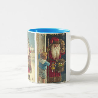 Santa Christmas Mug Hot Chocolate