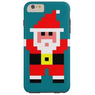 santa christmas tough iPhone 6 plus case
