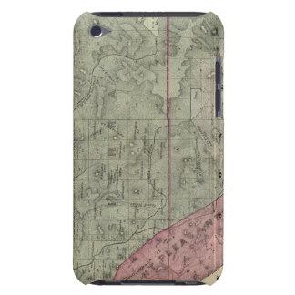 Santa Clara Co 3 iPod Touch Case-Mate Case
