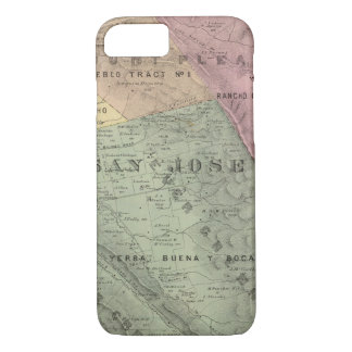 Santa Clara Co 6 iPhone 7 Case