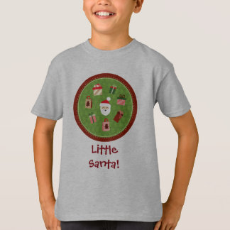 Santa Claus and the Gifts T-Shirt