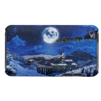 Santa Claus and the North Pole Barely There iPod Cover