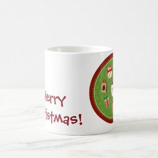 Santa Claus and the Presents Coffee Mug