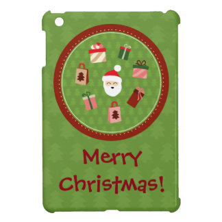 Santa Claus and the Presents iPad Mini Cover