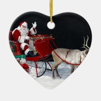 Santa-Claus-Angie-.jpg Ceramic Heart Decoration