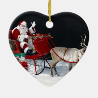 Santa-Claus-Angie-.jpg Christmas Ornament