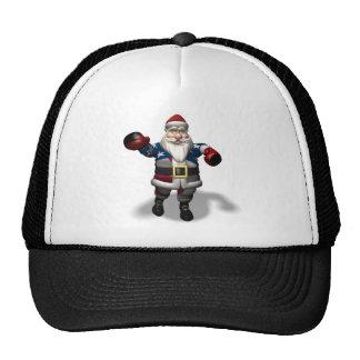 Santa Claus At Boxing Day Trucker Hat