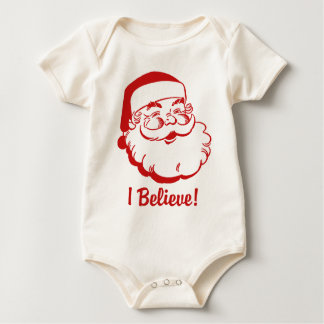 Santa Claus Baby Bodysuit