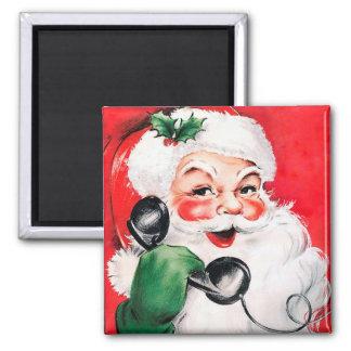 Santa Claus Calling Magnets