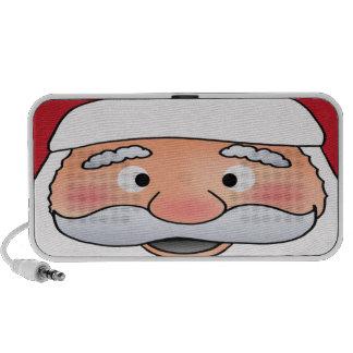 Santa Claus Case Cover Mp3 Speaker