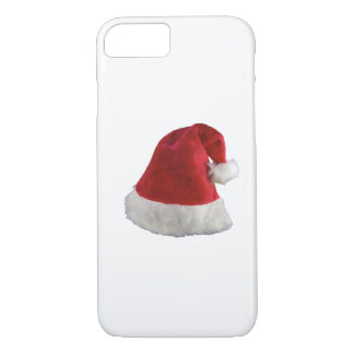 Santa Claus Christmas Hat iPhone 8/7 Case