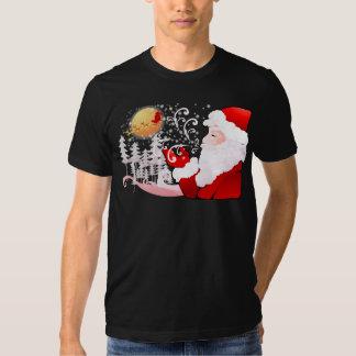 Santa Claus Christmas T Shirt
