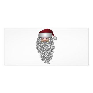 Santa Claus clipart Custom Rack Card